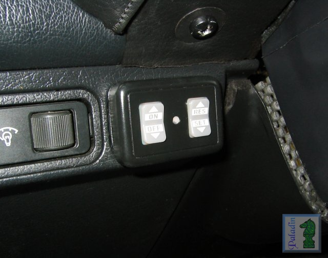 I Mounted The Control Panel In Rightmost Of Three Auxiliary Switch Locations: Audiovox Cruise Control Wiring Diagram At Hrqsolutions.co