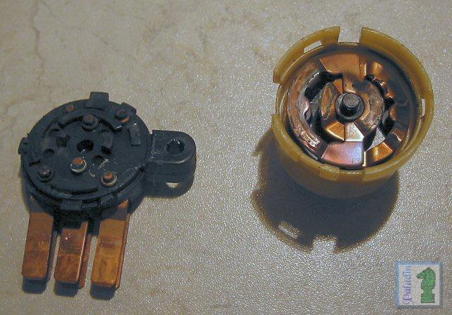 Ignition Switch Finally Quit!! - Suzuki Burgman Forum