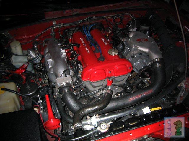 Jackson Racing Supercharger